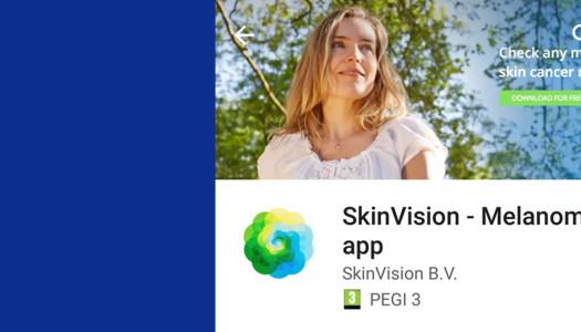 SkinVision recenzja