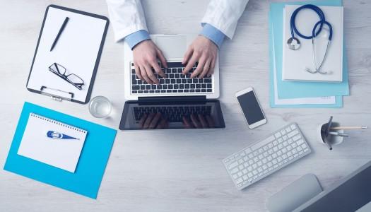 """Zapowiedz serii:  """"Lekarz w Internecie – czyli jak świadomie zbudować strategię marketingową i wizerunkową w zawodzie lekarza."""""""