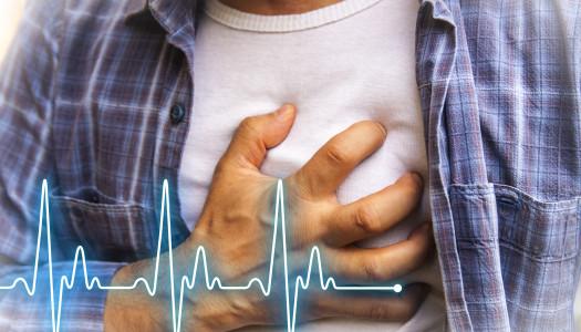 Bóle w klatce piersiowej